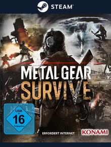 Verpackung von Metal Gear Survive [PC]