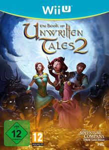 Verpackung von The Book of Unwritten Tales 2 [Wii U]