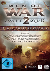 Verpackung von Men of War: Assault Squad 2 War Chest Edition [PC]