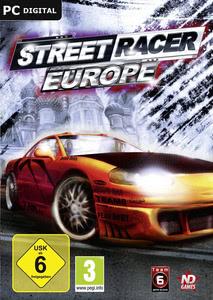 Verpackung von Street Racer Europe [PC]