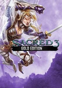 Verpackung von Sacred 3 Gold [PC]