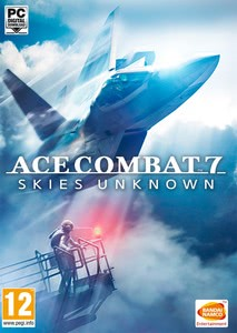 Packaging of ACE COMBAT 7: SKIES UNKNOWN [PC]