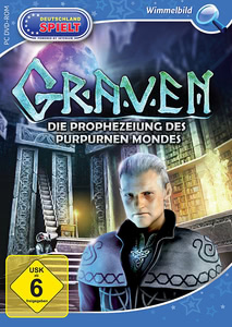 Verpackung von Graven - The Purple Moon Prophecy [PC]