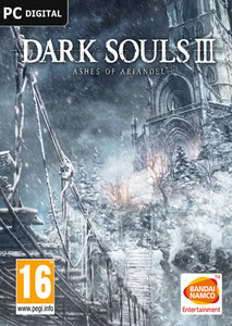 Packaging of DARK SOULS 3 - Ashes of Ariandel [PC]