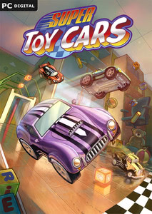 Packaging of Super Toy Cars [PC]