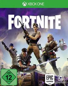 Verpackung von Fortnite [Xbox One]