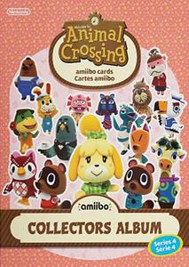 Verpackung von Animal Crossing Sammelalbum 4 inkl. 3 Karten [Wii U / 3DS]