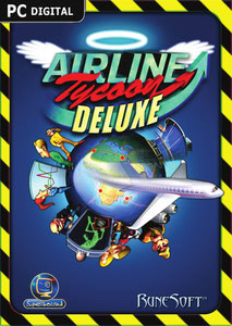 Packaging of Airline Tycoon Deluxe [PC]