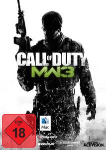 Verpackung von Call of Duty® Modern Warfare 3™ [Mac]