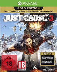 Verpackung von Just Cause 3 Gold Edition [Xbox One]