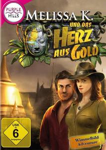 Verpackung von Melissa K und das Herz aus Gold [PC]