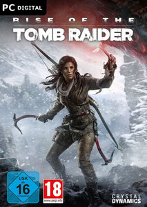 Packaging of Rise of the Tomb Raider [PC]