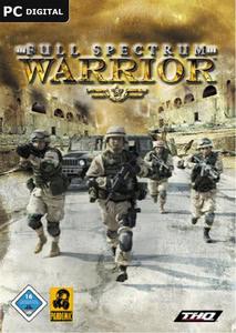 Packaging of Full Spectrum Warrior [PC]