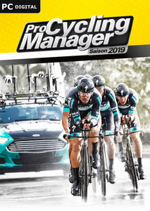 Packaging of Pro Cycling Manager 2019 [PC]