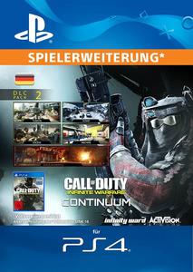 Verpackung von Call of Duty: Infinite Warfare Continuum [PS4]