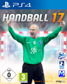 Verpackung von Handball 17 [PS4]