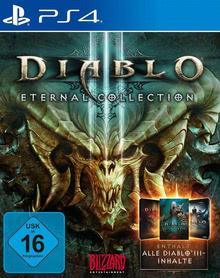 Verpackung von Diablo III: Eternal Collection [PS4]