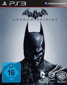 Verpackung von Batman: Arkham Origins [PS3]