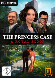 Verpackung von The Princess Case: A Royal Scoop [PC]