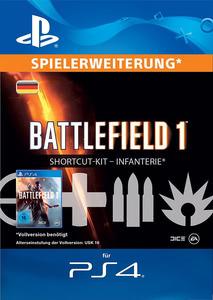 Verpackung von Battlefield 1 Shortcut Kit: Infanterie-Bundle - deutsches PSN-Konto [PS4]