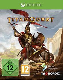 Verpackung von Titan Quest [Xbox One]