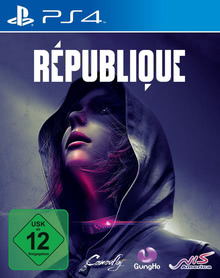 Verpackung von Republique [PS4]
