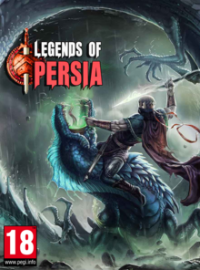 Packaging of Legends of Persia [PC]