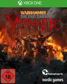 Verpackung von Warhammer: End Times Vermintide [Xbox One]