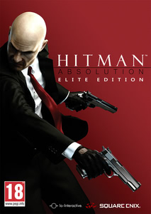 Packaging of Hitman: Absolution Elite Edition [PC]