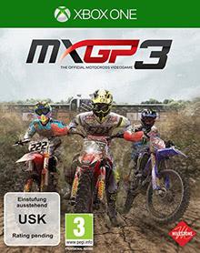 Verpackung von MXGP 3 [Xbox One]