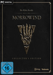 Verpackung von The Elder Scrolls Online: Morrowind Digital Collectors Edition [PC]