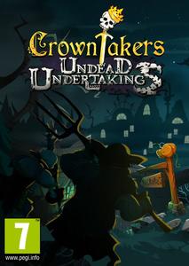 Packaging of Crowntakers - DLC - Undead Undertaking [Mac]