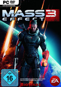Verpackung von Mass Effect 3 [PC]