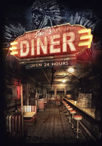 Packaging of Joe's Diner [PC]