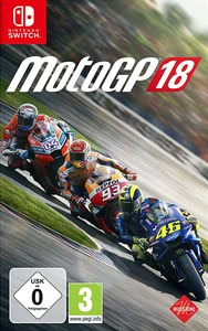 Verpackung von MotoGP 18 [Switch]
