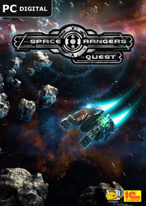 Packaging of Space Rangers: Quest [PC]