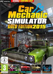 Packaging of Car Mechanic Simulator 2015 - Gold [PC]