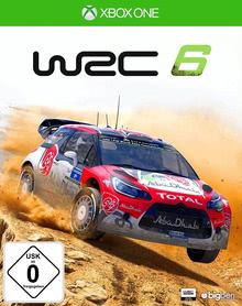 Verpackung von WRC 6 [Xbox One]