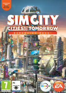 Packaging of SimCity City of Tomorrow Add-On [PC]