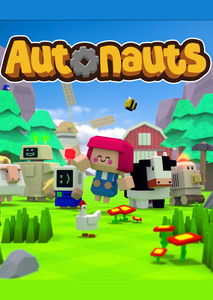 Packaging of Autonauts [PC]