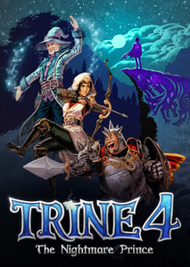Packaging of Trine 4: The Nightmare Prince [PC]