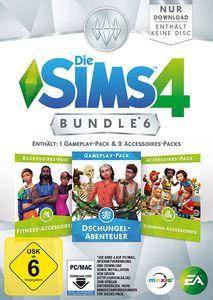 Verpackung von Sims 4 Bundle Pack 6 [PC]