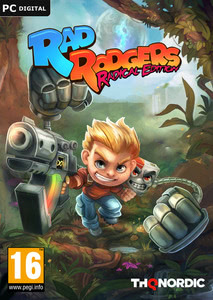 Packaging of Rad Rodgers: Radical Edition [PC]