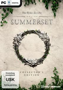 Verpackung von The Elder Scrolls Online: Summerset Digital Collectors Edition [PC / Mac]