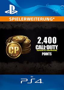 Verpackung von Call of Duty: Infinite Warfare 2400 Punkte [PS4]
