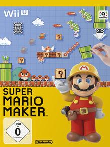 Verpackung von Super Mario Maker [Wii U]