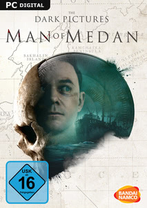 Verpackung von The Dark Pictures Anthology: Man of Medan [PC]
