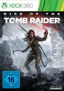 Verpackung von Rise of the Tomb Raider [Xbox 360]