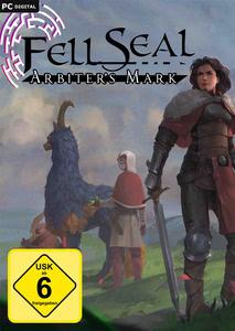 Verpackung von Fell Seal: Arbiter's Mark [PC]