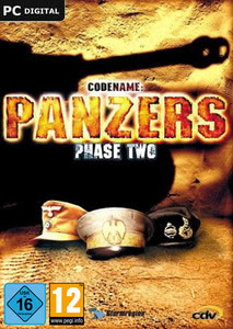 Packaging of Codename Panzers Phase Two [PC]